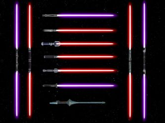Lightsaber Pack (Sith) SWTOR for XNAlara by Torol
