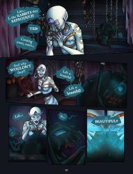 The Next Reaper | Chapter 3. Page 32 by DeusJet