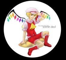 Genderswitch Flandre by strobolights