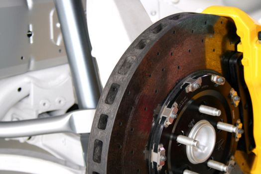 Brake disc from something or other by AbderianForge