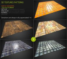 Free textures pack 54 by Yughues