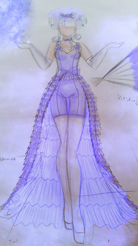 ProjectZODIAC: CAPRICORNUS new Design by Rosenbrautfashion