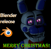 Funtime Bonnie Christmas Release! by Zylae