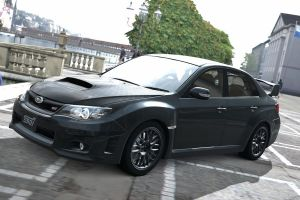 modified impreza 2 by JoshuaCordova