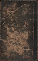 Old book cover1a by GeneralVyse