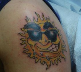 Sunny Boy Inked by Cocoman68
