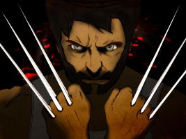 Wolverine by KevinG-art
