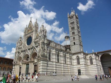 Cathedral of Siena by Emelyse