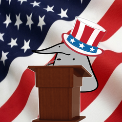Fred For President 2k16 by MiIkei