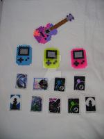 Selling: Pendants n Perler by Enaicioh