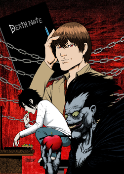 Death Note by GlaydsonGomes