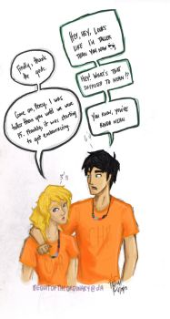 Percy has height issues by beoutoftheordinary