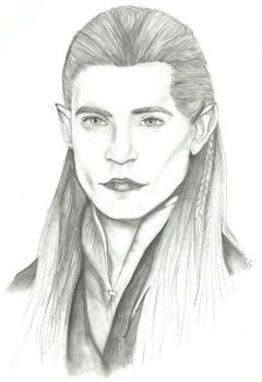 Legolas by TomMarvoloRiddle13