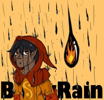 Black Rain by Kali-Balekrone