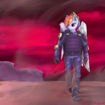 Apocalypse Dash by AngelWing314