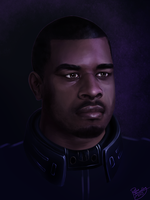 Mass Effect: Jacob Taylor by ruthiebutt
