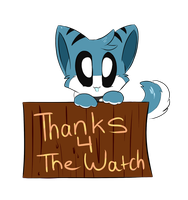 Thanks for the watch by Void-Shark
