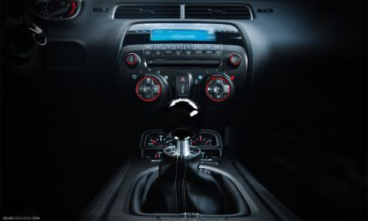 camaro SS - Interior 3 by dejz0r