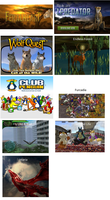 Animal MMO's Complete List/Guide by Eternalskyy