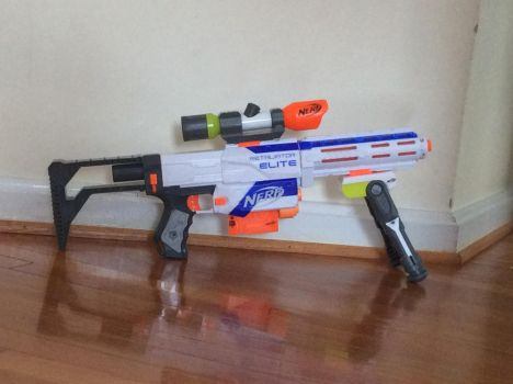 Modded Retaliator Sniper Rifle by Darkswag