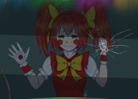 Circus baby by Golda14