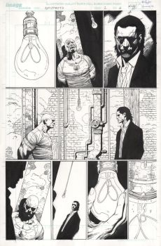 Artifacts - Issue 2 Page 3 by MichaelBroussard