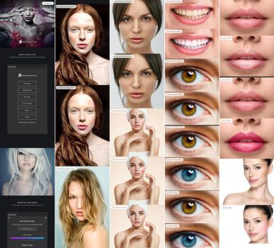 Magic Retouch Pro by GraphicAssets