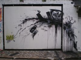 mays lane...letter i by itch1