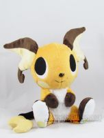 Pokemon Time Raichu