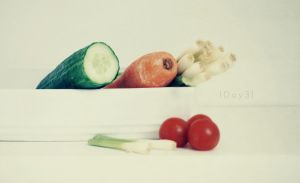 Salad bowl 3:365 by BeciAnne