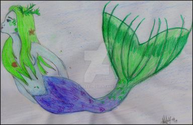 74. Under the sea by allysee