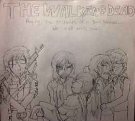 TWD - To owe our respects by zekeNskullers