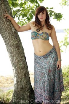 Belly Dancer by CarrieSnail