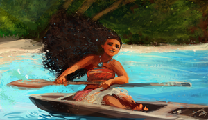 Moana by firefly-wp