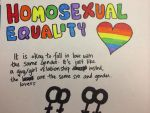 Homosexual Equality by SuperiLoveCartoons