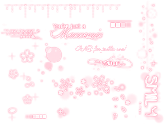 Pink_PNG's_For_Public_Use! by MeiliChan15