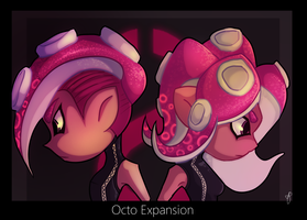Octo Expansion by CheeselessDorito
