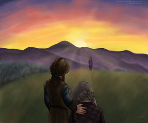 You've Gone Forever by Tenshi-Inverse