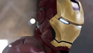 Iron Man - digital painting by andy15140