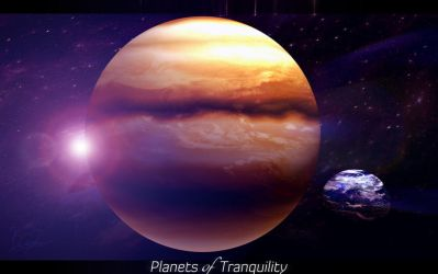 Planets of Tranquility by GamerWorld14