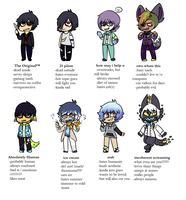 tag yourself meme (edgy boy squad edition) by royalraptors