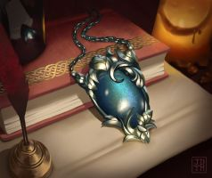 Starsoul Amulet by johnnymorrow