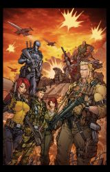 GIJOE Yearbook Cover by Jonboy007007