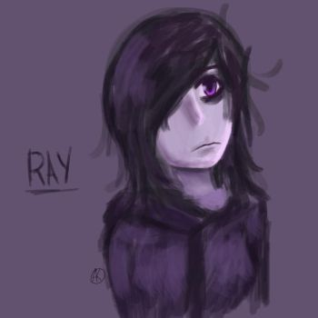 Her name is ray by AK-47x