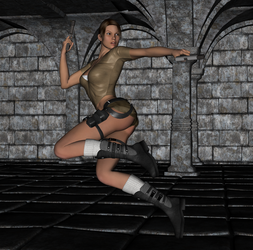 Tomb Raider - Lara Croft 7 by FatalHolds