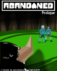 Abandoned: Prologue Cover by nightshade145