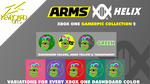 XBOX GAMERPIC - Arms HELIX - Green by kevboard