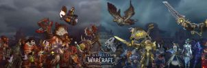 The Battle for Lordaeron by Bannerman26