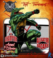 MMA Designs by atomiczoneusa