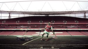 Walcott by DevilishSoldier